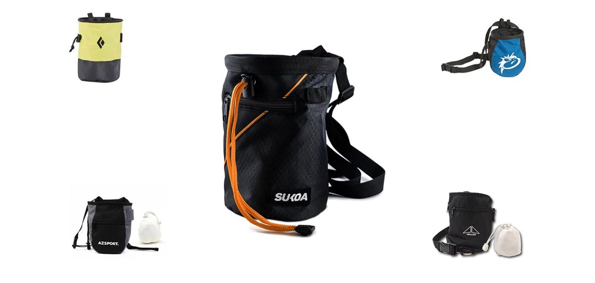 Best Rock Climbing Chalk Bags in 2018